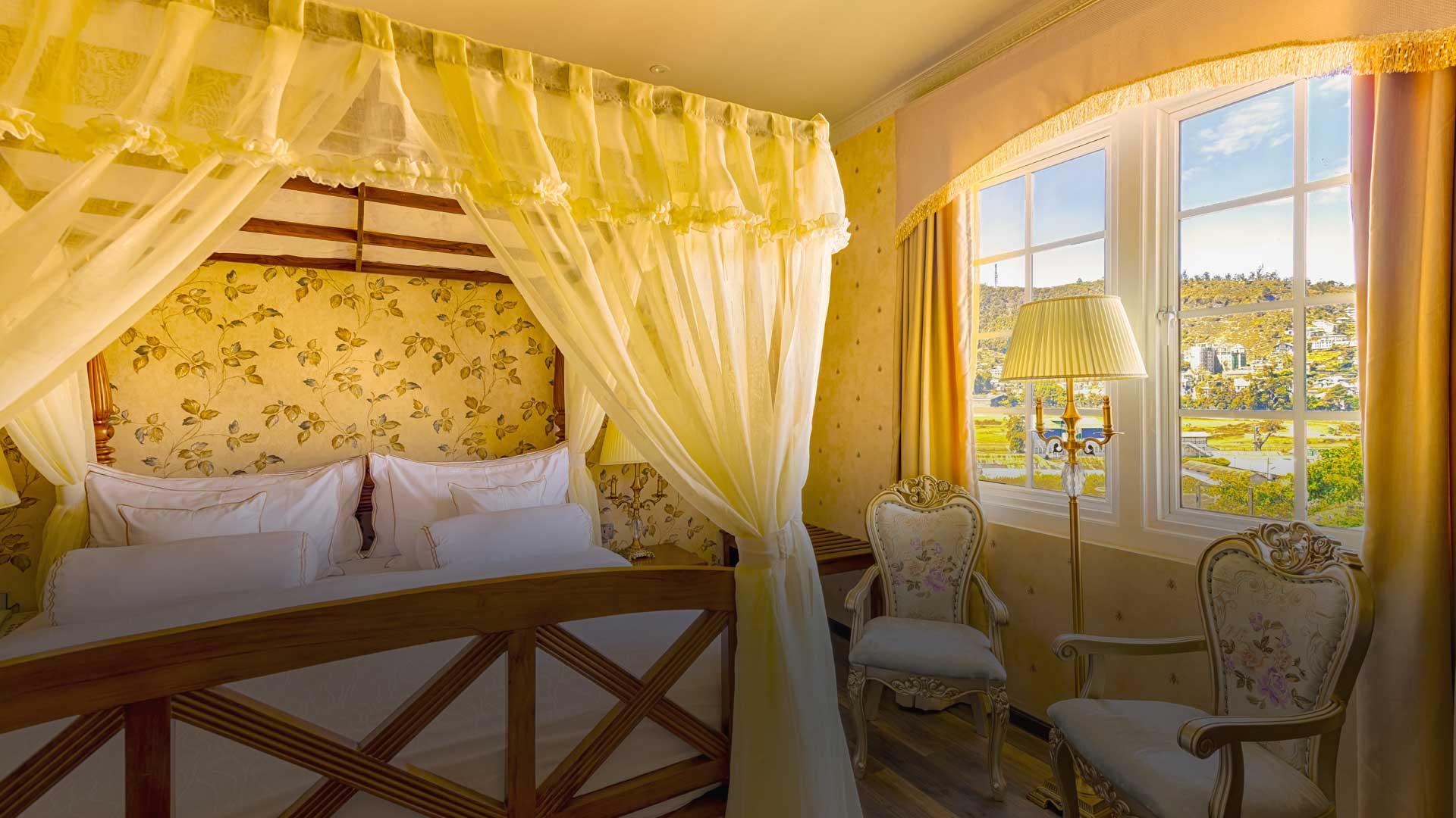 Westbury Palace - Accommodation