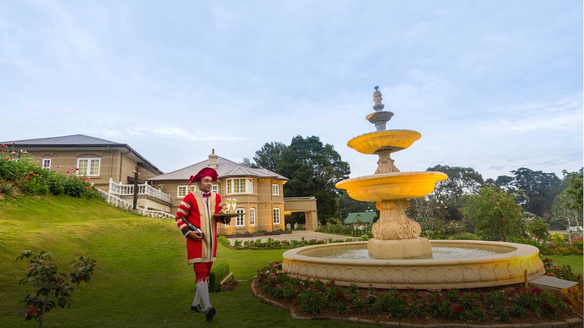 Westbury Palace -  Contact Us
