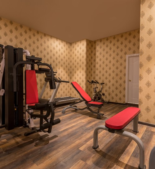 Westbury Palace -  Gym